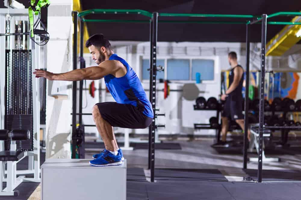 Workouts to Increase Vertical Jump thebodytraining