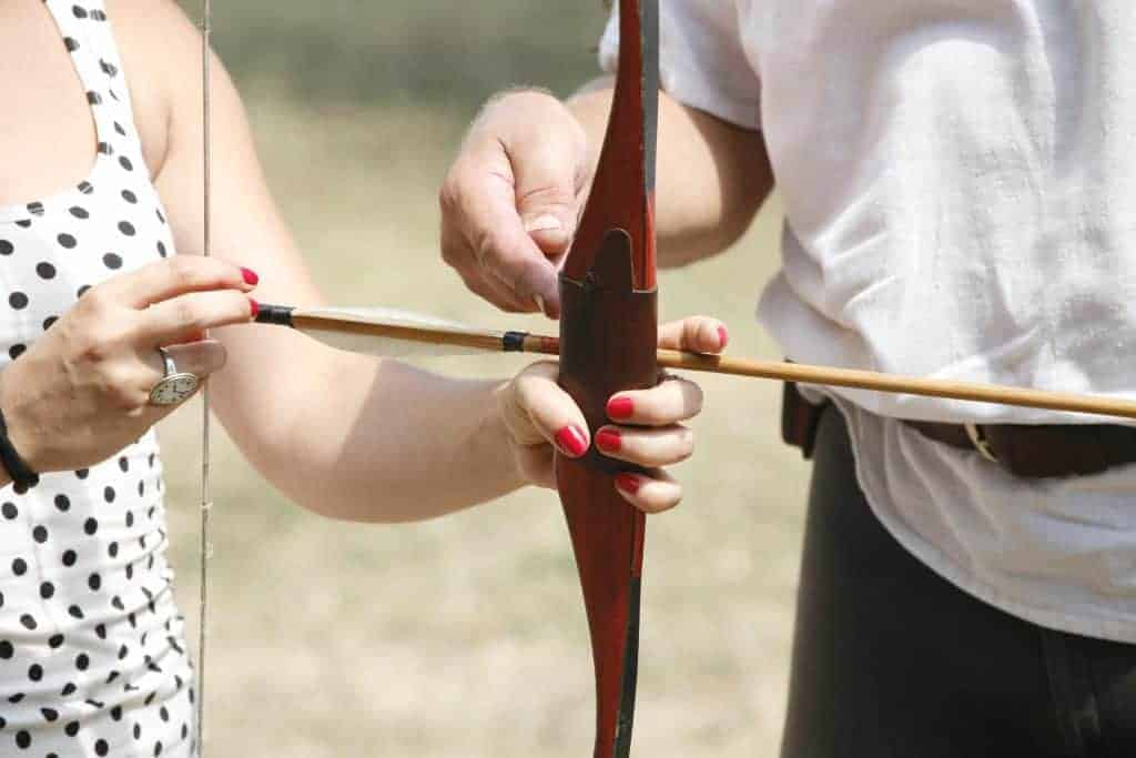 Can You Do Archery With Long Nails?