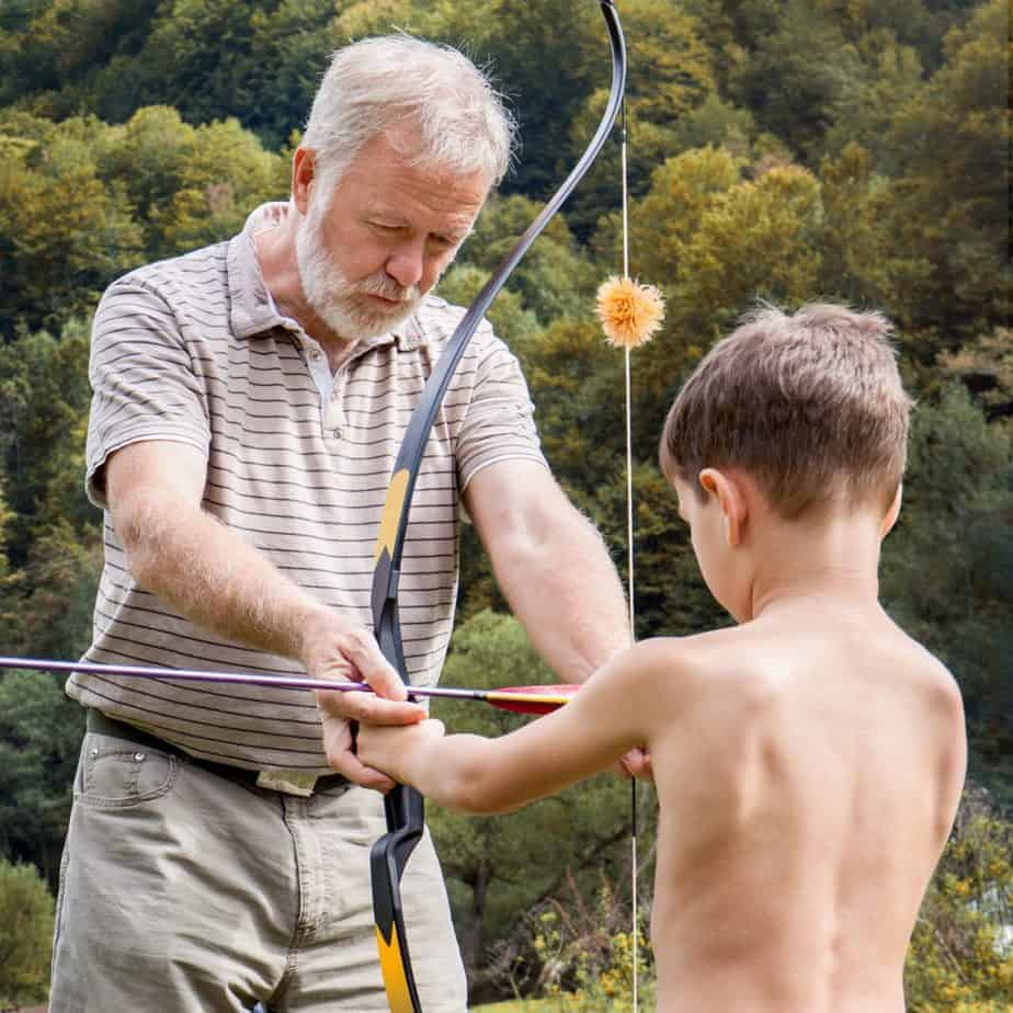 8 Cool Ways To Display A Recurve Bow