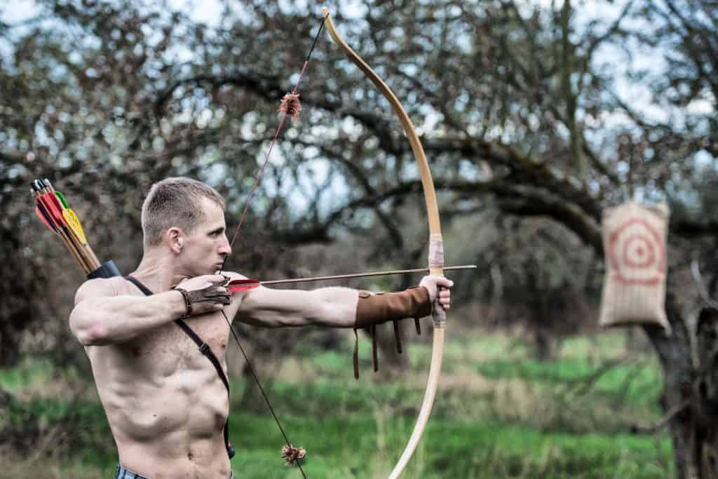 How To Use Kettlebells For Archery And Bowhunting
